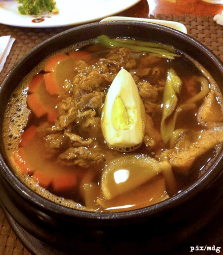 the so-so Udon